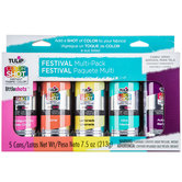 Festival Color Shot Fabric Spray Paint
